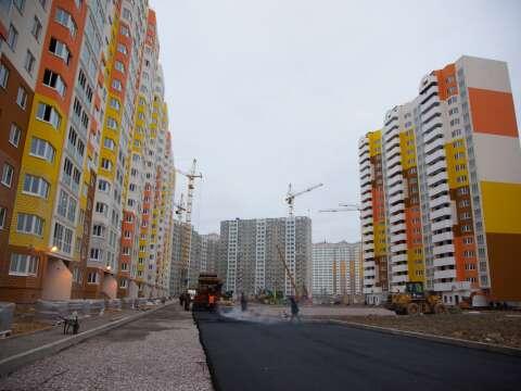 ЖК На Королёва (Новая Каменка)